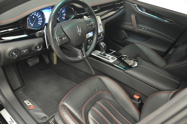 Used 2015 Maserati Quattroporte GTS for sale Sold at Rolls-Royce Motor Cars Greenwich in Greenwich CT 06830 14