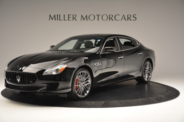 Used 2015 Maserati Quattroporte GTS for sale Sold at Rolls-Royce Motor Cars Greenwich in Greenwich CT 06830 2
