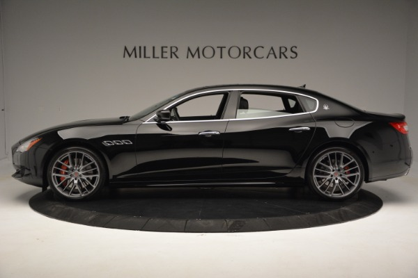 Used 2015 Maserati Quattroporte GTS for sale Sold at Rolls-Royce Motor Cars Greenwich in Greenwich CT 06830 3