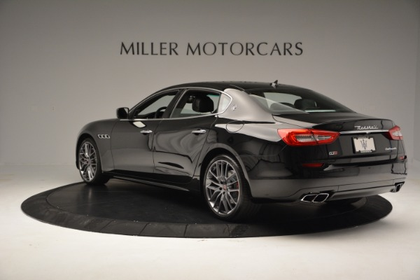 Used 2015 Maserati Quattroporte GTS for sale Sold at Rolls-Royce Motor Cars Greenwich in Greenwich CT 06830 5