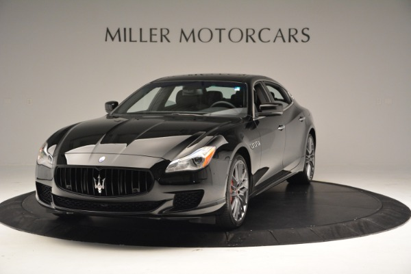Used 2015 Maserati Quattroporte GTS for sale Sold at Rolls-Royce Motor Cars Greenwich in Greenwich CT 06830 1