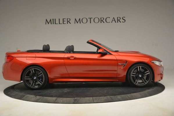 Used 2016 BMW M4 for sale Sold at Rolls-Royce Motor Cars Greenwich in Greenwich CT 06830 10