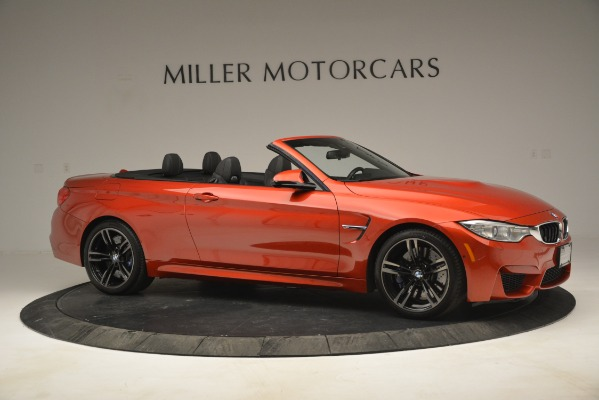 Used 2016 BMW M4 for sale Sold at Rolls-Royce Motor Cars Greenwich in Greenwich CT 06830 11