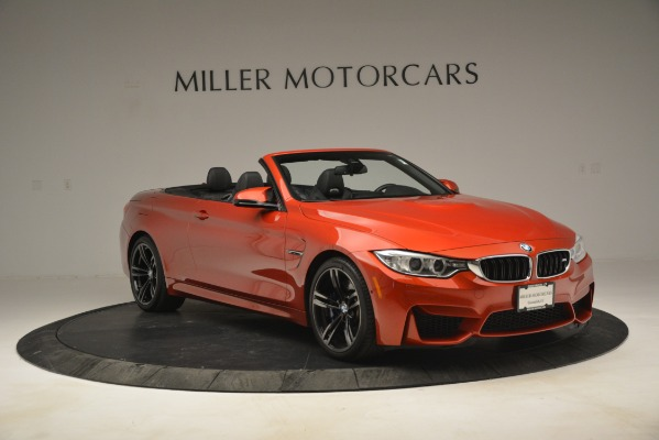 Used 2016 BMW M4 for sale Sold at Rolls-Royce Motor Cars Greenwich in Greenwich CT 06830 12