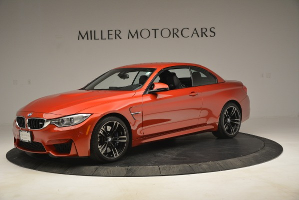 Used 2016 BMW M4 for sale Sold at Rolls-Royce Motor Cars Greenwich in Greenwich CT 06830 13