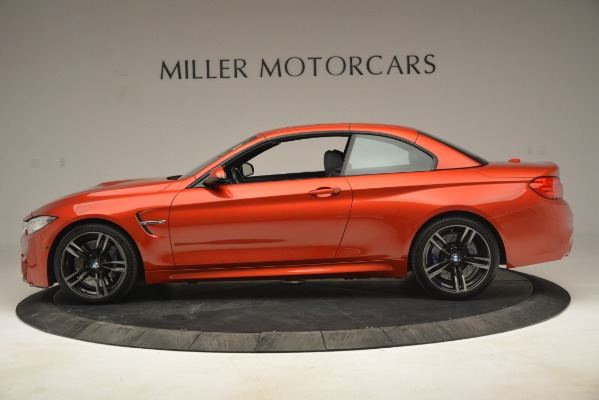 Used 2016 BMW M4 for sale Sold at Rolls-Royce Motor Cars Greenwich in Greenwich CT 06830 14