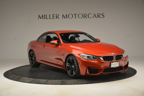 Used 2016 BMW M4 for sale Sold at Rolls-Royce Motor Cars Greenwich in Greenwich CT 06830 17