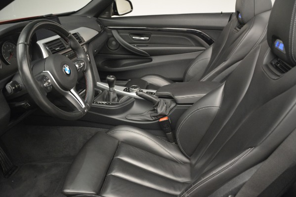 Used 2016 BMW M4 for sale Sold at Rolls-Royce Motor Cars Greenwich in Greenwich CT 06830 19