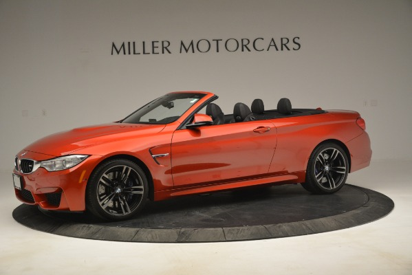Used 2016 BMW M4 for sale Sold at Rolls-Royce Motor Cars Greenwich in Greenwich CT 06830 2