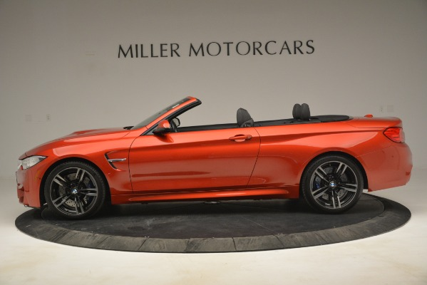 Used 2016 BMW M4 for sale Sold at Rolls-Royce Motor Cars Greenwich in Greenwich CT 06830 3