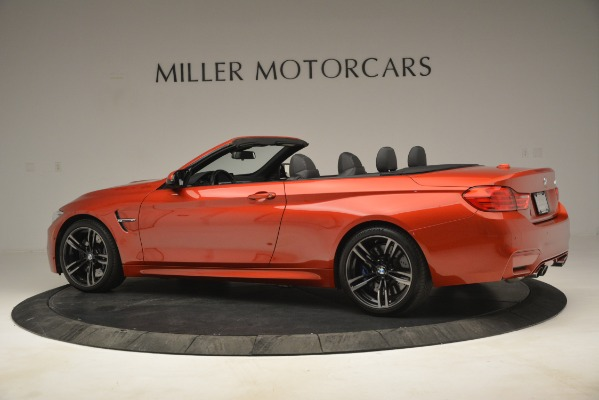 Used 2016 BMW M4 for sale Sold at Rolls-Royce Motor Cars Greenwich in Greenwich CT 06830 4