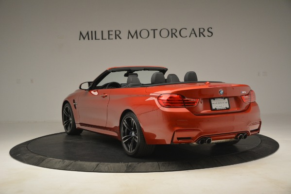 Used 2016 BMW M4 for sale Sold at Rolls-Royce Motor Cars Greenwich in Greenwich CT 06830 5