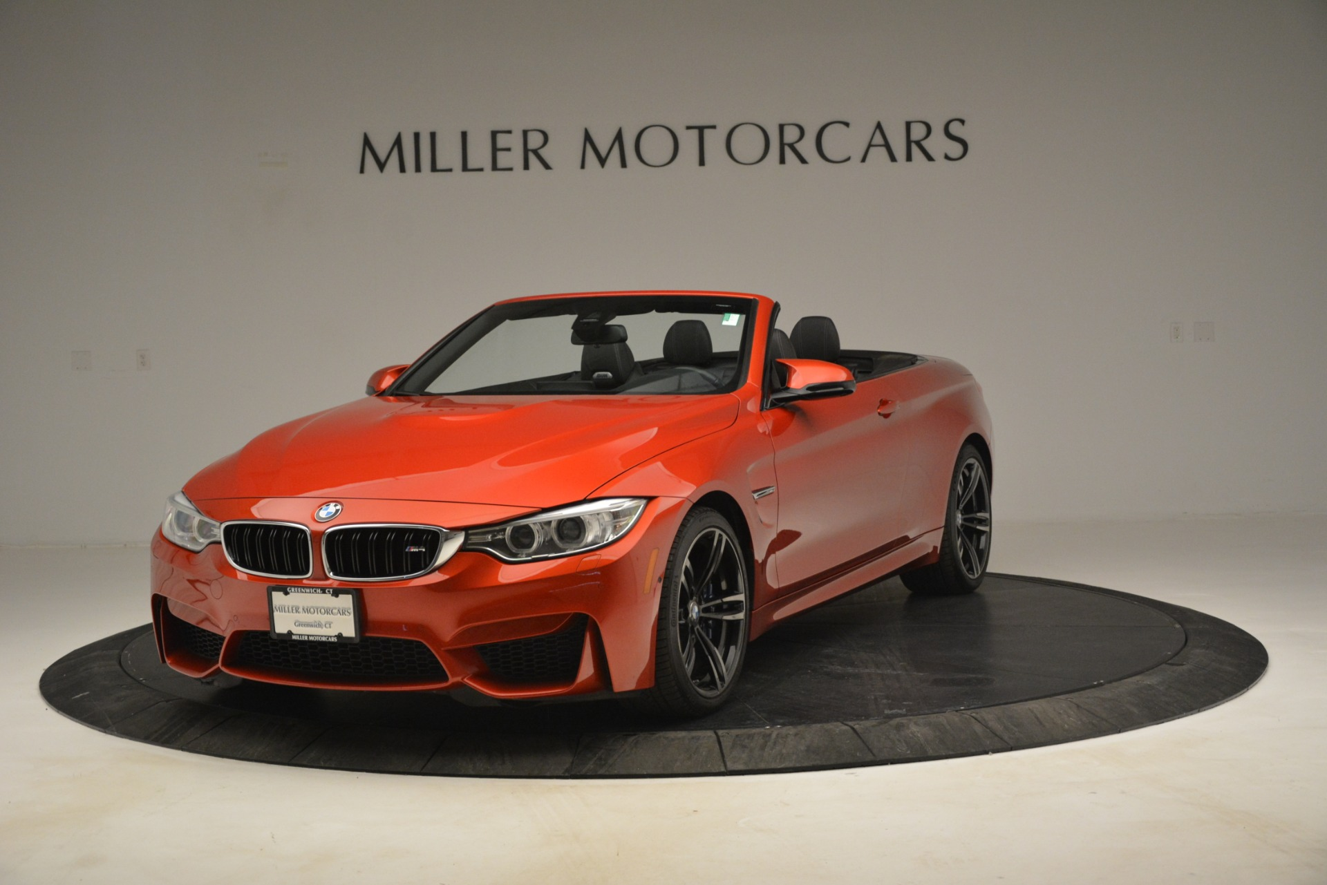 Used 2016 BMW M4 for sale Sold at Rolls-Royce Motor Cars Greenwich in Greenwich CT 06830 1