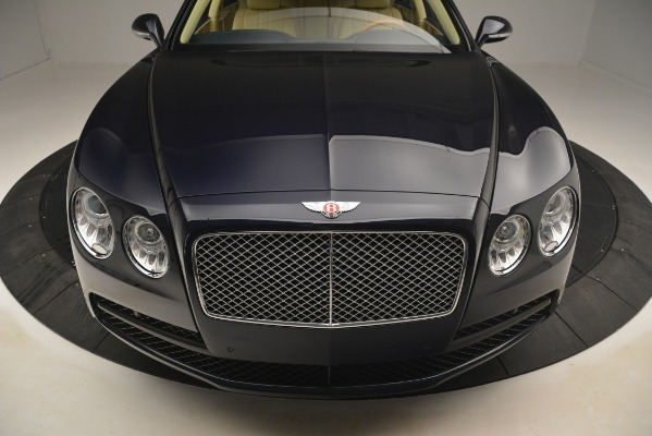 Used 2015 Bentley Flying Spur V8 for sale Sold at Rolls-Royce Motor Cars Greenwich in Greenwich CT 06830 12
