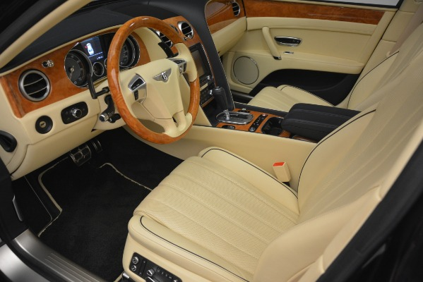 Used 2015 Bentley Flying Spur V8 for sale Sold at Rolls-Royce Motor Cars Greenwich in Greenwich CT 06830 16