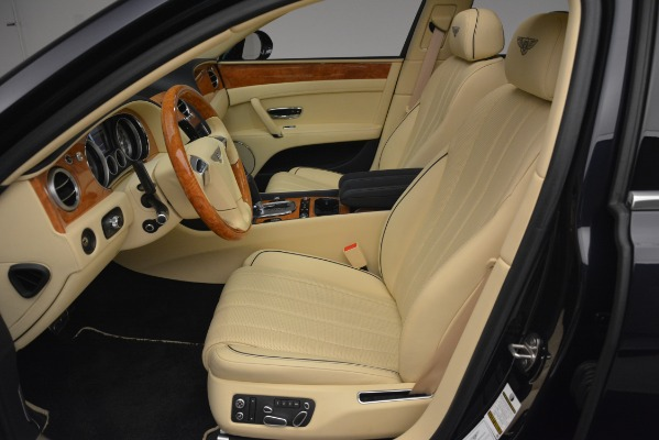 Used 2015 Bentley Flying Spur V8 for sale Sold at Rolls-Royce Motor Cars Greenwich in Greenwich CT 06830 17