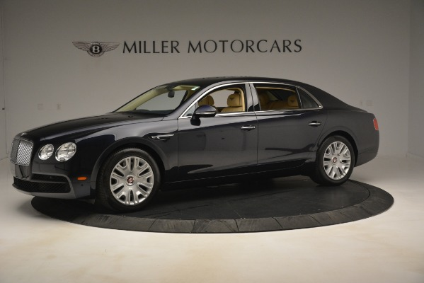 Used 2015 Bentley Flying Spur V8 for sale Sold at Rolls-Royce Motor Cars Greenwich in Greenwich CT 06830 2