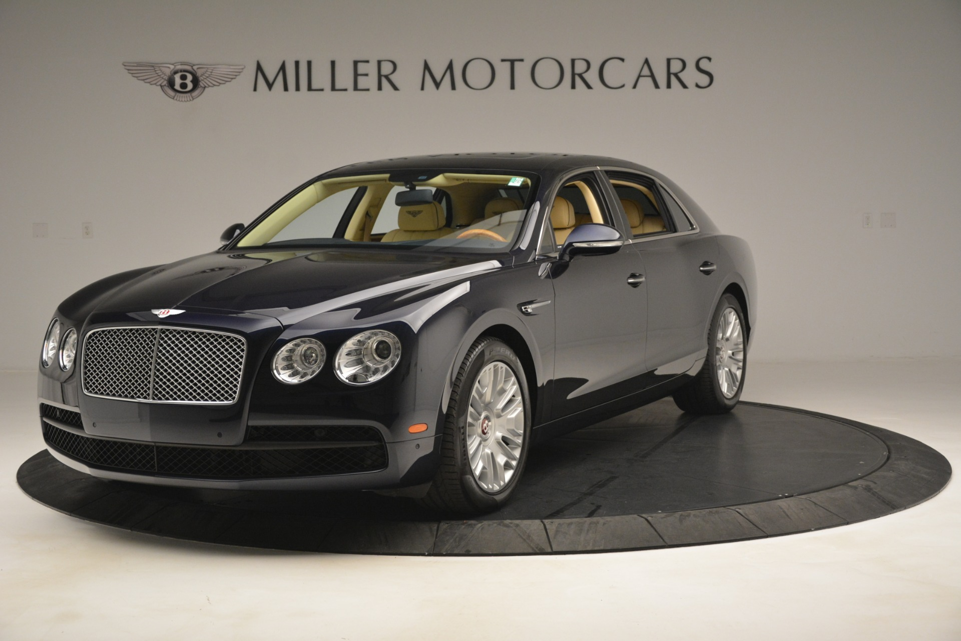 Used 2015 Bentley Flying Spur V8 for sale Sold at Rolls-Royce Motor Cars Greenwich in Greenwich CT 06830 1