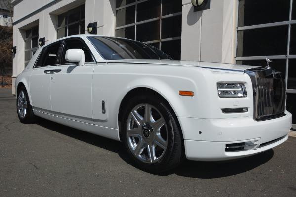 Used 2014 Rolls-Royce Phantom for sale Sold at Rolls-Royce Motor Cars Greenwich in Greenwich CT 06830 13
