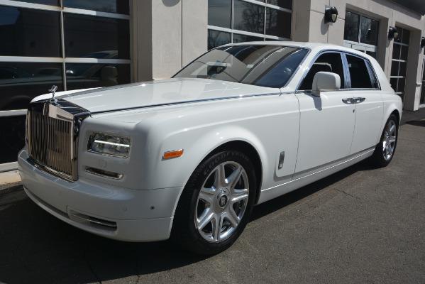 Used 2014 Rolls-Royce Phantom for sale Sold at Rolls-Royce Motor Cars Greenwich in Greenwich CT 06830 2