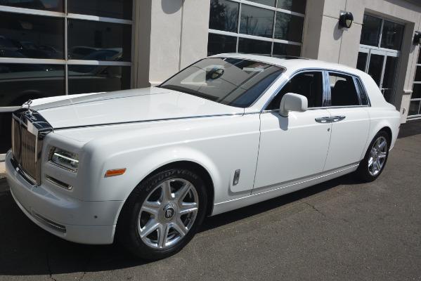 Used 2014 Rolls-Royce Phantom for sale Sold at Rolls-Royce Motor Cars Greenwich in Greenwich CT 06830 3