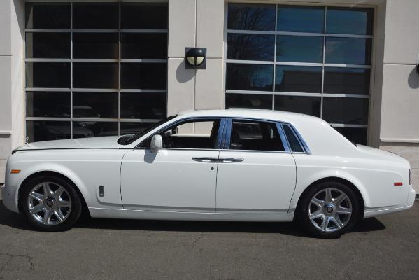 Used 2014 Rolls-Royce Phantom for sale Sold at Rolls-Royce Motor Cars Greenwich in Greenwich CT 06830 4
