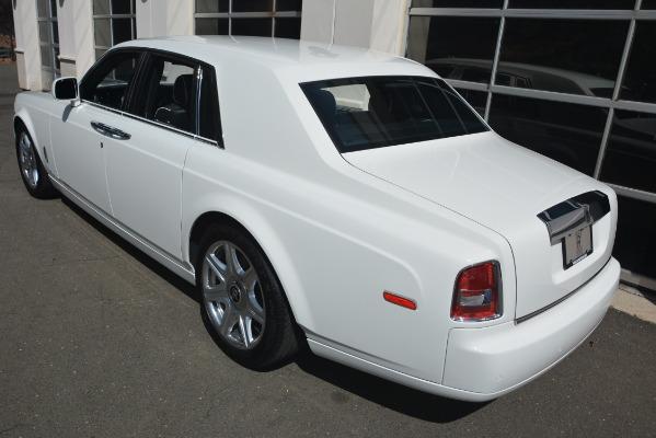 Used 2014 Rolls-Royce Phantom for sale Sold at Rolls-Royce Motor Cars Greenwich in Greenwich CT 06830 5