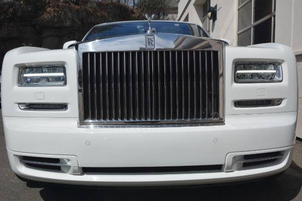 Used 2014 Rolls-Royce Phantom for sale Sold at Rolls-Royce Motor Cars Greenwich in Greenwich CT 06830 7
