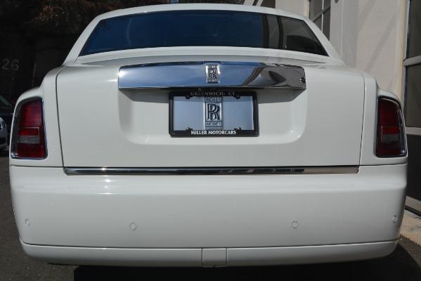 Used 2014 Rolls-Royce Phantom for sale Sold at Rolls-Royce Motor Cars Greenwich in Greenwich CT 06830 8