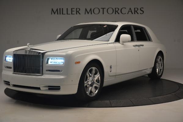 Used 2014 Rolls-Royce Phantom for sale Sold at Rolls-Royce Motor Cars Greenwich in Greenwich CT 06830 1
