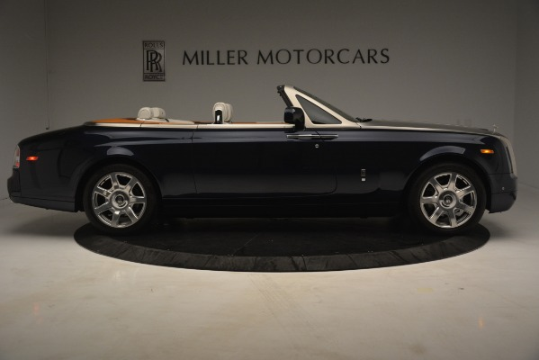 Used 2013 Rolls-Royce Phantom Drophead Coupe for sale Sold at Rolls-Royce Motor Cars Greenwich in Greenwich CT 06830 12