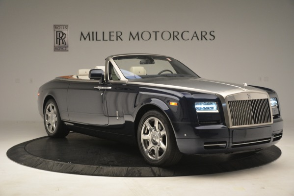 Used 2013 Rolls-Royce Phantom Drophead Coupe for sale Sold at Rolls-Royce Motor Cars Greenwich in Greenwich CT 06830 14