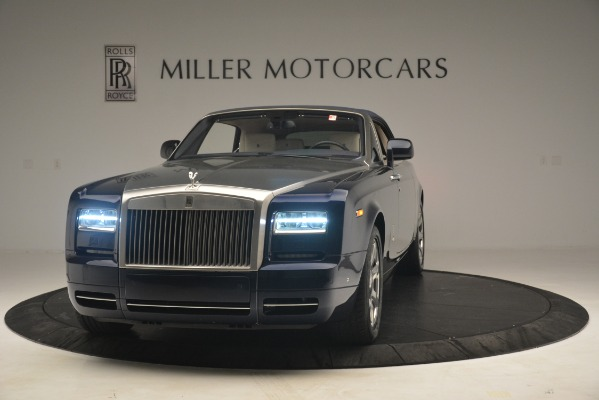 Used 2013 Rolls-Royce Phantom Drophead Coupe for sale Sold at Rolls-Royce Motor Cars Greenwich in Greenwich CT 06830 16