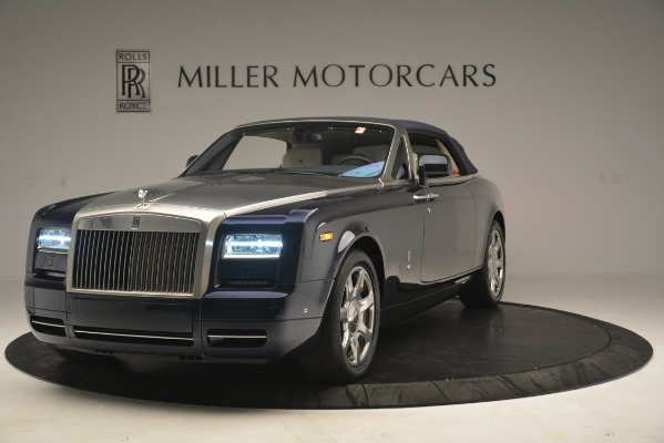 Used 2013 Rolls-Royce Phantom Drophead Coupe for sale Sold at Rolls-Royce Motor Cars Greenwich in Greenwich CT 06830 17