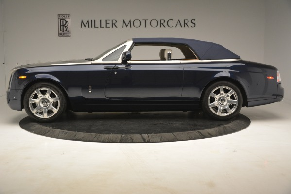 Used 2013 Rolls-Royce Phantom Drophead Coupe for sale Sold at Rolls-Royce Motor Cars Greenwich in Greenwich CT 06830 18