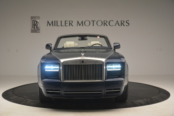 Used 2013 Rolls-Royce Phantom Drophead Coupe for sale Sold at Rolls-Royce Motor Cars Greenwich in Greenwich CT 06830 2