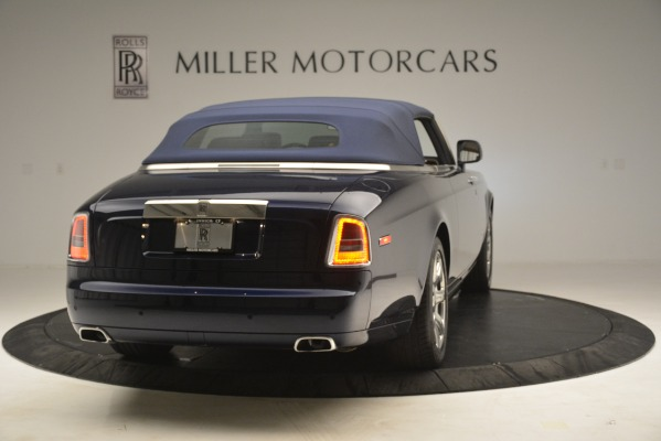 Used 2013 Rolls-Royce Phantom Drophead Coupe for sale Sold at Rolls-Royce Motor Cars Greenwich in Greenwich CT 06830 23