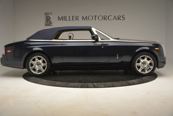 Used 2013 Rolls-Royce Phantom Drophead Coupe for sale Sold at Rolls-Royce Motor Cars Greenwich in Greenwich CT 06830 25