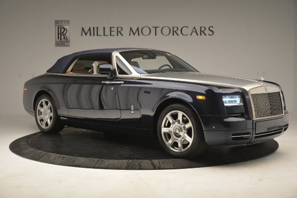 Used 2013 Rolls-Royce Phantom Drophead Coupe for sale Sold at Rolls-Royce Motor Cars Greenwich in Greenwich CT 06830 26
