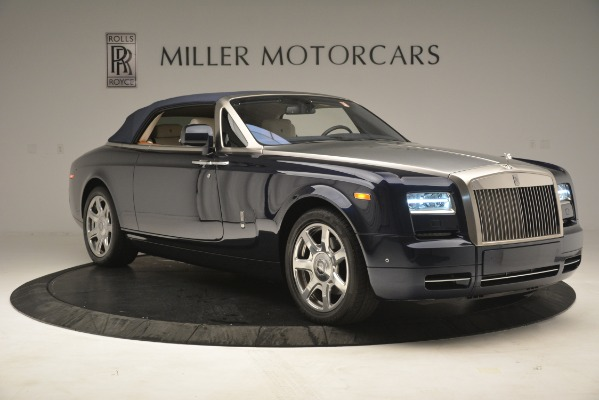 Used 2013 Rolls-Royce Phantom Drophead Coupe for sale Sold at Rolls-Royce Motor Cars Greenwich in Greenwich CT 06830 27