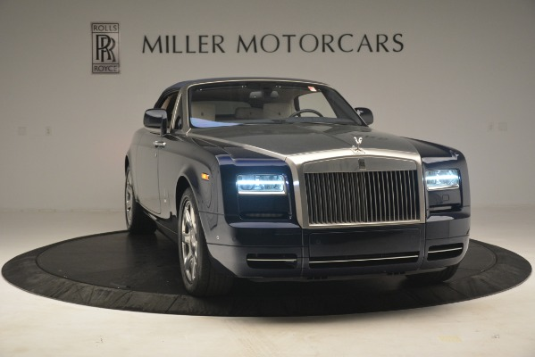 Used 2013 Rolls-Royce Phantom Drophead Coupe for sale Sold at Rolls-Royce Motor Cars Greenwich in Greenwich CT 06830 28