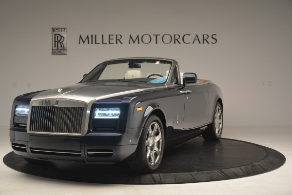 Used 2013 Rolls-Royce Phantom Drophead Coupe for sale Sold at Rolls-Royce Motor Cars Greenwich in Greenwich CT 06830 3