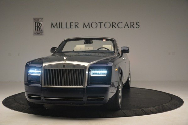 Used 2013 Rolls-Royce Phantom Drophead Coupe for sale Sold at Rolls-Royce Motor Cars Greenwich in Greenwich CT 06830 1