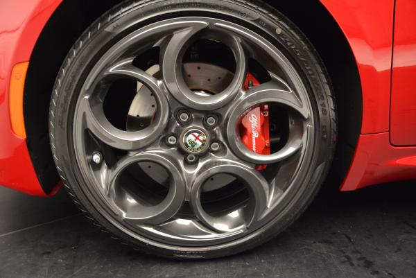 Used 2015 Alfa Romeo 4C for sale Sold at Rolls-Royce Motor Cars Greenwich in Greenwich CT 06830 13