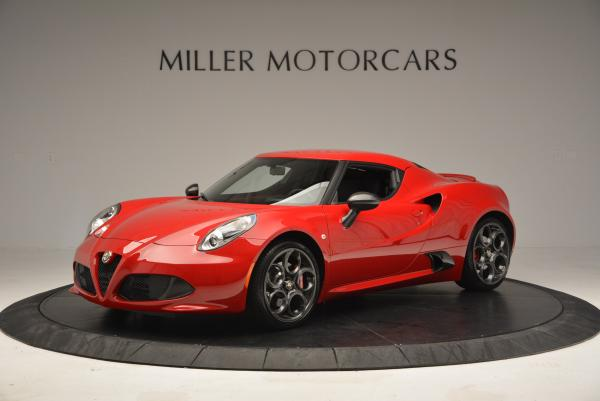 Used 2015 Alfa Romeo 4C for sale Sold at Rolls-Royce Motor Cars Greenwich in Greenwich CT 06830 2