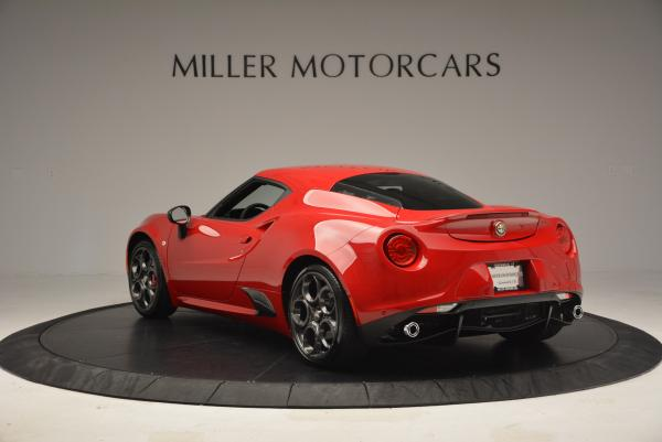 Used 2015 Alfa Romeo 4C for sale Sold at Rolls-Royce Motor Cars Greenwich in Greenwich CT 06830 5