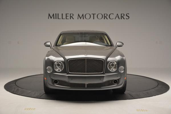 Used 2011 Bentley Mulsanne for sale Sold at Rolls-Royce Motor Cars Greenwich in Greenwich CT 06830 12