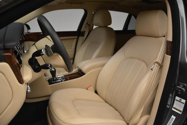 Used 2011 Bentley Mulsanne for sale Sold at Rolls-Royce Motor Cars Greenwich in Greenwich CT 06830 17