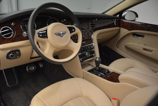Used 2011 Bentley Mulsanne for sale Sold at Rolls-Royce Motor Cars Greenwich in Greenwich CT 06830 18