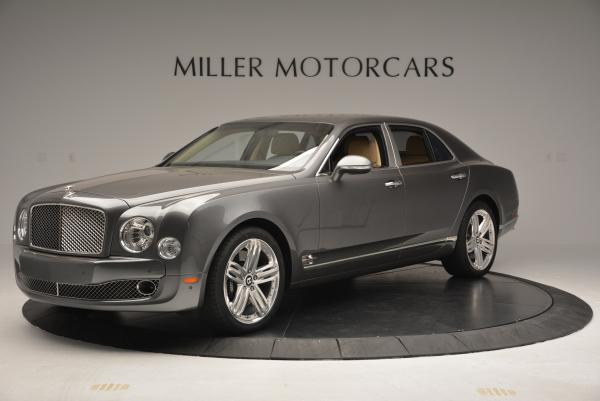 Used 2011 Bentley Mulsanne for sale Sold at Rolls-Royce Motor Cars Greenwich in Greenwich CT 06830 2